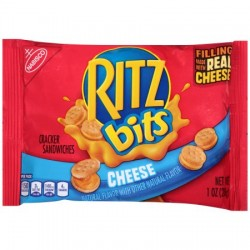 Ritz Bits Cheese single serve 28g