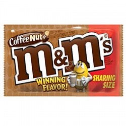 Coffee Nut M&M's (Sharing Size) 92g