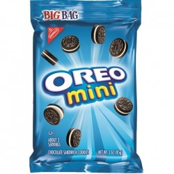 Oreo Mini's BIG BAG 85g