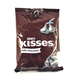 Hershey's Kisses Milk Chocolate 150g 034000134106