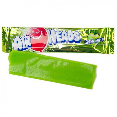 Airheads Green Apple 15.6g