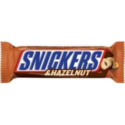 Snickers Hazelnut Bar 40g