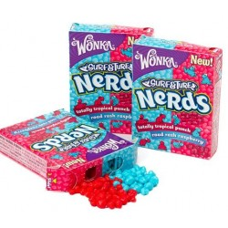 Willy Wonka Nerds Surf n Turf 47g