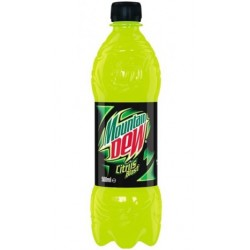 MOUNTAIN DEW CITRUS 500ml