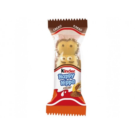 Kinder Happy Hippo milk and cocoa