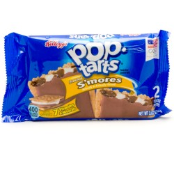 Kellogg's Pop Tarts Frosted S'mores 100g