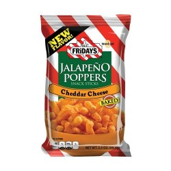 TGI Fridays Jalapeno Poppers Cheddar Cheese 99g